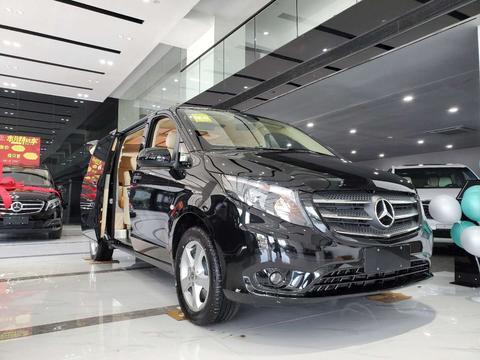 威霆七座商务车改装 奢华升级舒适享受