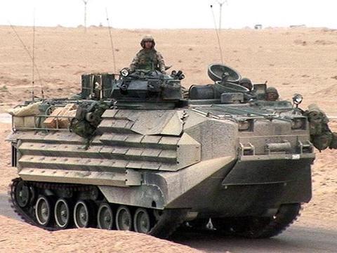 美国AAV-7两栖装甲突击车性能怎么样?这里告诉你答案