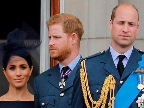 王室专家:哈里很讨厌那种认为威廉是个理智的人