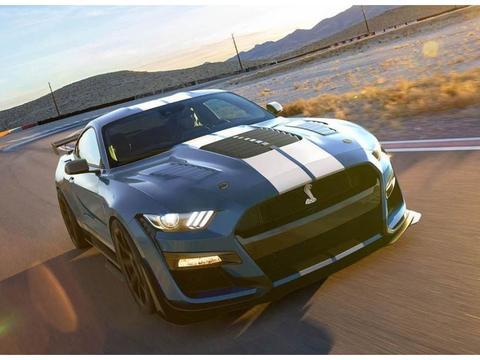 新车GT500SE:谢尔比Shelby将野马调校到800匹马力