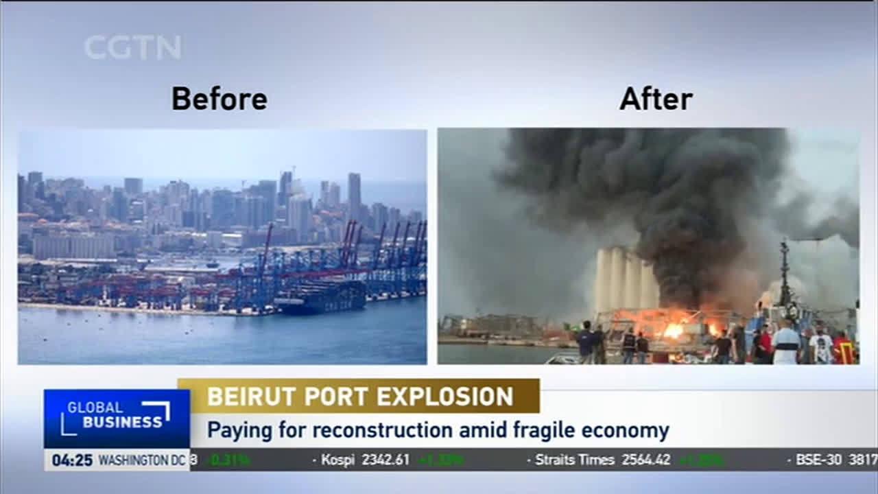 阿财视点专家解读黎巴嫩经济前景