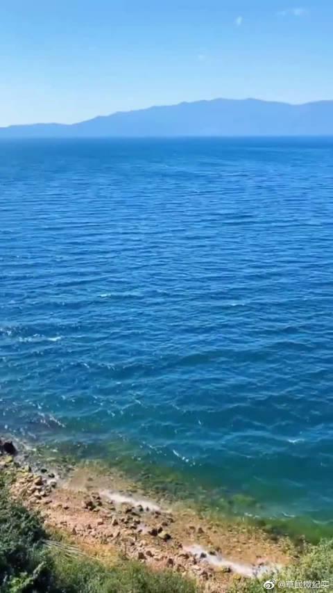 中国最大蓄水量湖泊,带你看最美云南