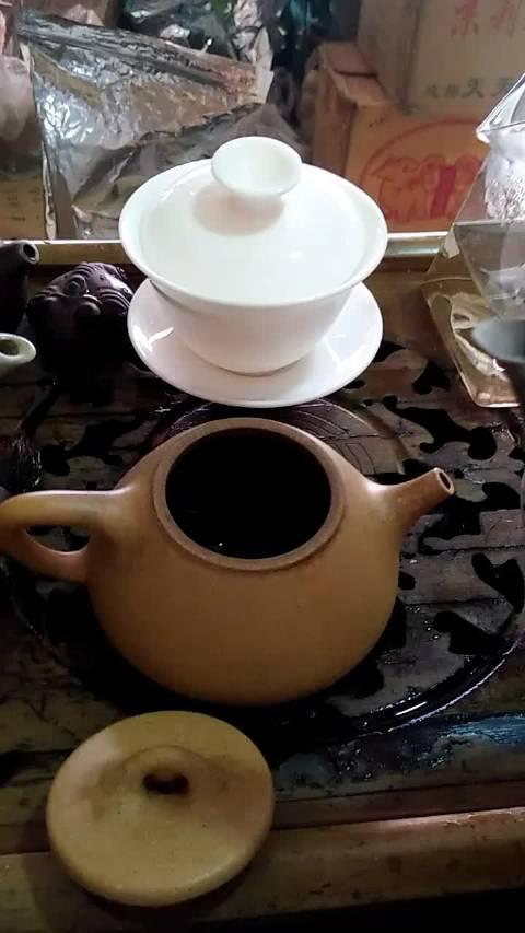 申时茶,悬壶高冲修心养道,茶修修养生息健康,文明之乐道……