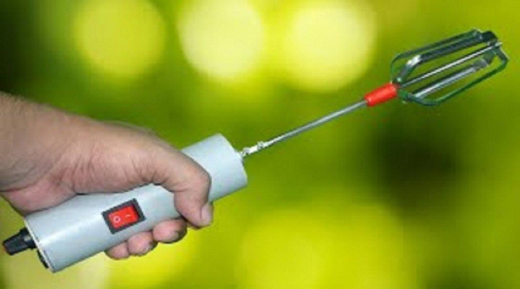 用小电机制作电动打蛋器,可控制速度,不比买的差!