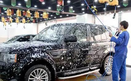 老司机也会出现的自己洗车误区,你有中招吗?