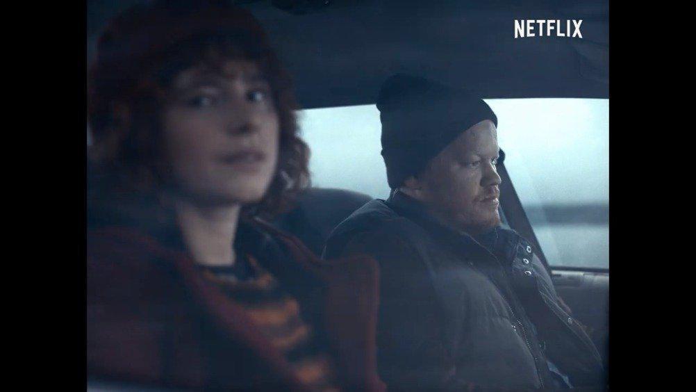 Netflix电影《我想结束这一切》预告片