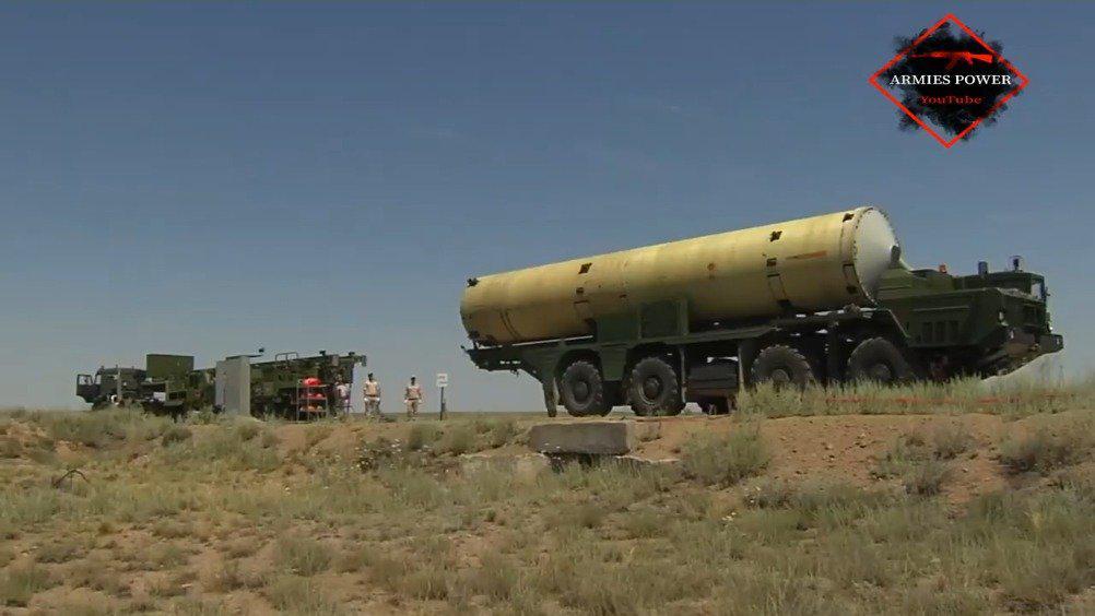 俄罗斯新型反导拦截弹:A-235 弹道导弹是军事科技金字塔的最顶尖