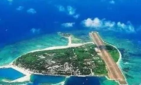"""厉害了我的国!抽干58000亿吨海水进行填海,打造重要""""人工岛"""""""