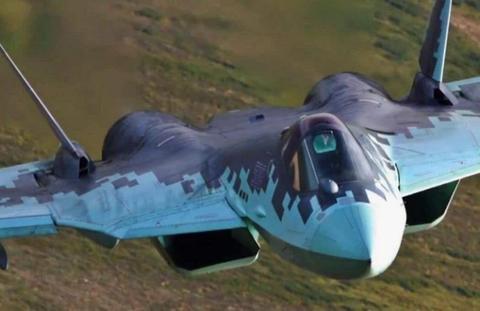 除了发动机之外,俄罗斯苏57还有哪些亮点?隐身性已被歼20碾压