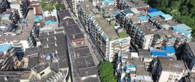 十几年受够了!桂林一老街临时建筑改为永久建筑,居民:为何不公示?