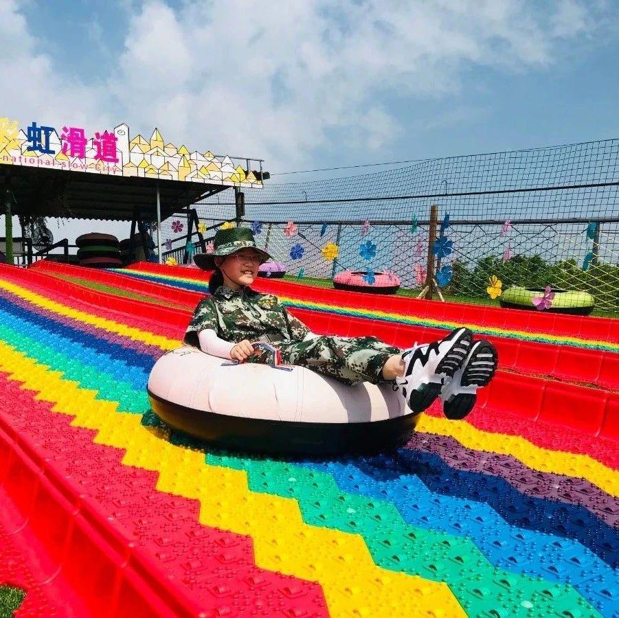 【扬子晚报暑期夏令营】高能少年团Day3:彩虹滑道,丛林穿越,我们都是小勇士