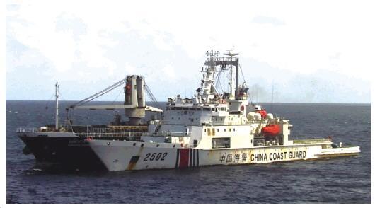 中国海警局破获涉123亿元走私案