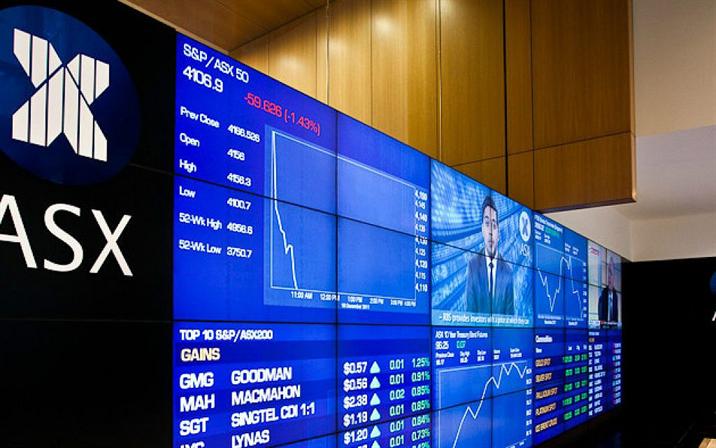 道指再次站上27000点 澳股期货盘前走高