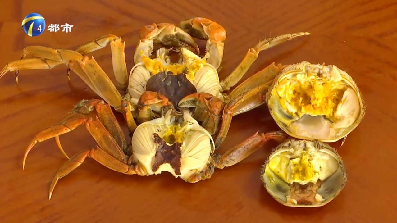 小个河蟹蒸熟后口感不对,吃起来发苦,难道是喂药催熟的?