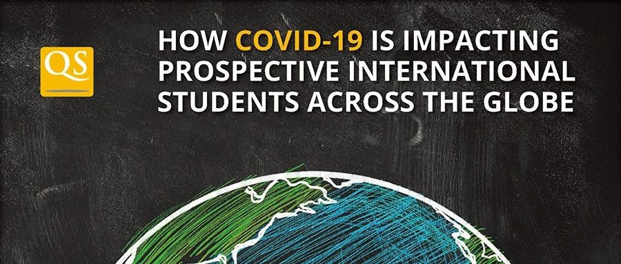 QS发布:疫情影响下的留学生白皮书,96%中国留学生不愿意放弃留学!
