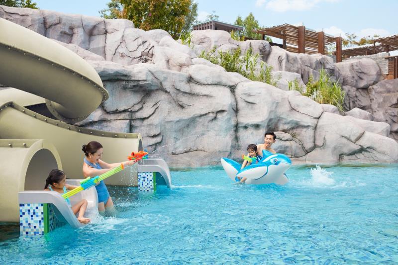 京郊亲子酒店周末基本满房,价格涨至暑期旺季水平
