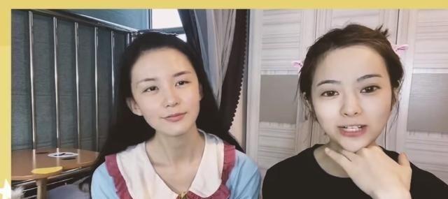 童希月Kris眼罩化妆挑战,她曾认为自己的专业实力很优秀