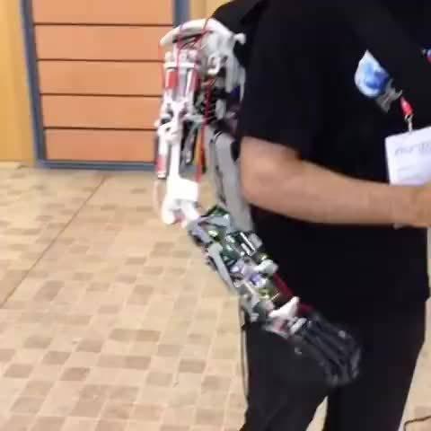 灵活的机械手臂