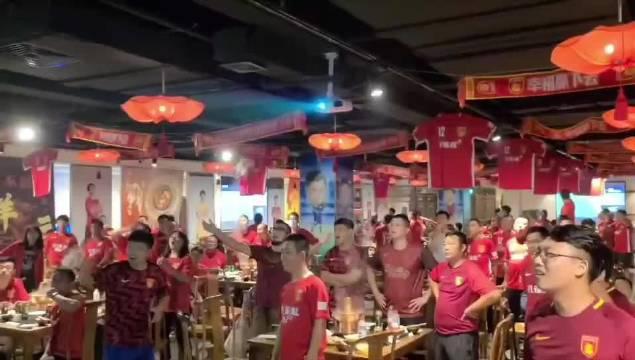 感谢守在屏幕前为河北华夏幸福加油的球迷朋友们……
