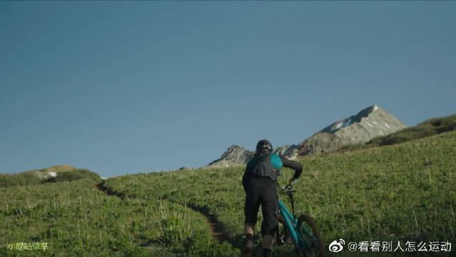 没有摄影师,一个人怎么拍山地车大片?