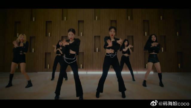 AB舞团翻跳Red Velvet组合《Monster》终于等到你