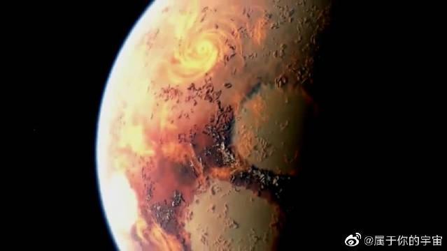 当恒星的光芒抵达行星的那一刻,可能是宇宙最神圣的时候