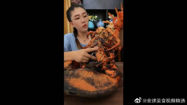 20斤的大龙虾应该怎么吃?