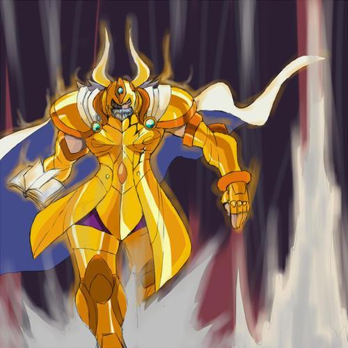 圣斗士:在美狄亚的蛊惑下背叛雅典娜,被阿莫尔称为最强的黄金