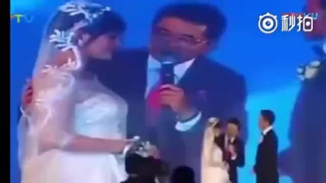 邓超也太浪漫了吧,回顾邓超和孙俪的婚礼,娘娘在婚礼上泪奔……