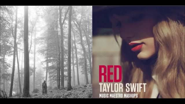 油管博主Music Maestro Mashups制作了霉霉Taylor Swift All Too