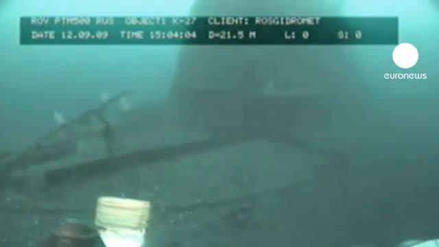 俄罗斯的核能公司将打捞北冰洋海底数千件核物体