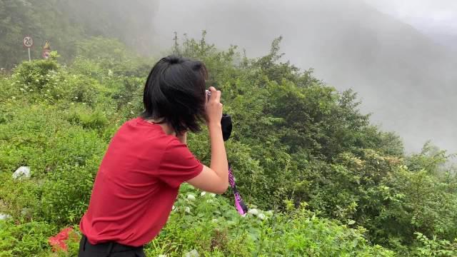 和@极速拍档-小乔 一起爬山是什么体验?