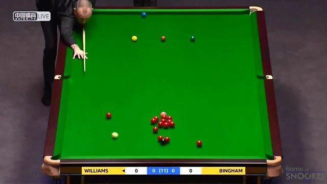 今年年初大师赛首轮,威廉姆斯2-6不敌宾汉姆