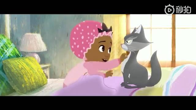 2020年奥斯卡最佳动画短片《发之恋》……