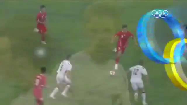 历史上的今天:董方卓攻入中国队奥运正赛史上第一球