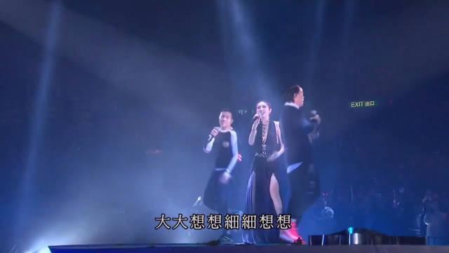 20年   陈奕迅、梁汉文、杨千嬅《大激想》(Lets Begin Concert 2015杨千嬅世界巡回演唱会)
