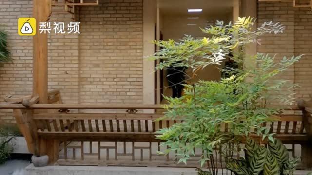 小桥流水!福建一街区现庭院式公厕,游客称美得以为是景点