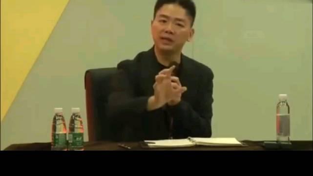 京东刘强东揭秘中国人买假货和欧美人买假货的区别……