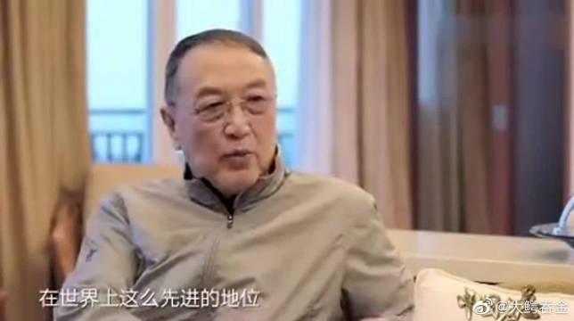 联想总裁柳传志:我浑身上下全是中国企业家的精神!