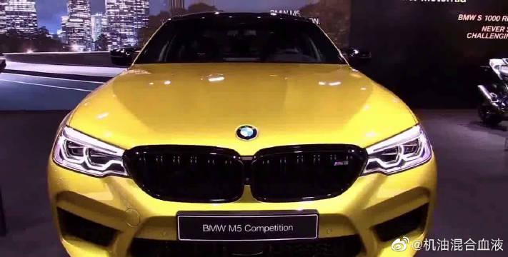 视频:全新宝马M级最强性能车,150万的售价,这才是最低调的5系!