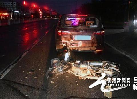 临县交警曝光10起驾乘摩托车不戴头盔交通事故案例