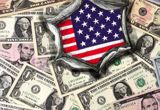 """中国""""带头""""抛售美债,2993亿美债被抛后,美联储终于行动了!"""