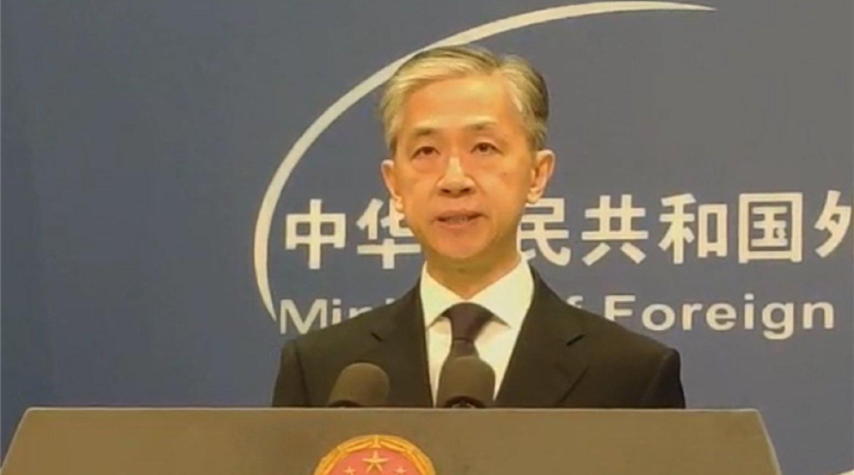 外交部:孟晚舟事件是一起严重的政治事件