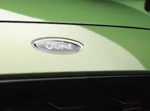 搭载1.5T三缸动力,全新福特PUMA ST预告图发布,9月24日亮相