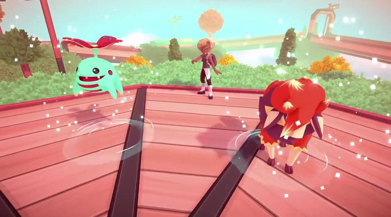 类宝可梦MMORPG《TemTem》将于2021年登陆PS5……