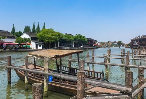 """上海这个古镇,外国人称为""""上海威尼斯"""",就在青浦区,门票免费"""