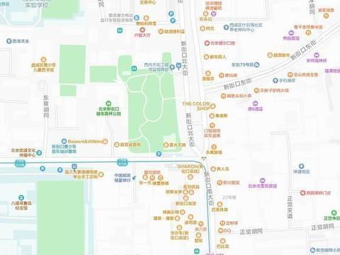 北京新街口森林公园:名称在外地人看来不可思议,市中心有森林?