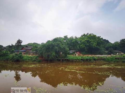 探访自贡历史建筑之顺海井盐码头