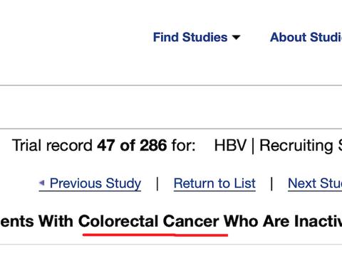 乙肝预防用药3年试验,恩替卡韦先发制人,填补相关领域研究