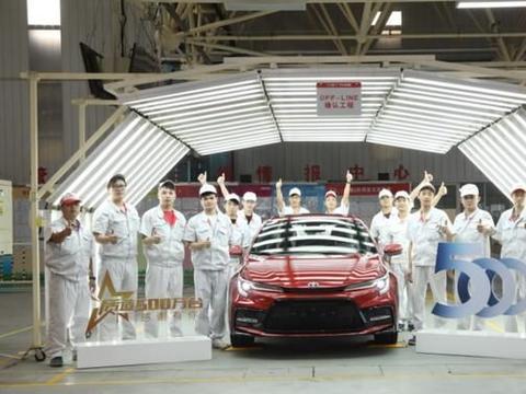 广汽丰田7月销量同比增长20% 威兰达月销破1万